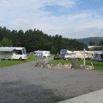 Mineralparken Camping på Evje er en familievennlig og oversiktlig campingplass med flotte fiskemuligheter.